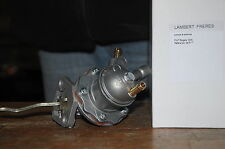 BOMBA DE GASOLINA FIAT regata LAMBERT HERMANOS 3474
