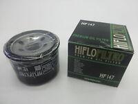 HIFLO FILTRO OLIO HF147 PER KYMCO Kymco 500 Xciting (2005 2006 2007 2008 2009)