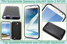 Case opaco Copertura SAMSUNG Galaxy Note ⅱ 2 N7100