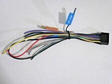 Original Kenwood Kdc-Bt565U Wire Harness Oem W6