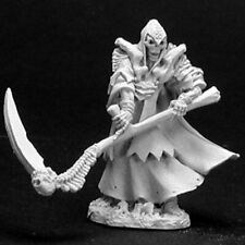 Reaper Dark Heaven Legends 02846 Reaper Death Undead Wight Skeleton Lord Scythe
