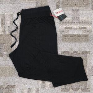 Womens Loose fit Lounge Sleep Pants cotton modal PLUS size 12-26