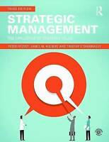 Strategic Management. The Challenge of Creating Value by Fitzroy, Peter T.|Hulbe
