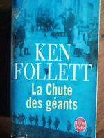 Ken Follett : La chute des géants / Le livre de Poche, 2013