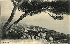 Nervi S. Flario Italien 1906 Riviera Levante Panorama Verlag Reincke FRANKIERT