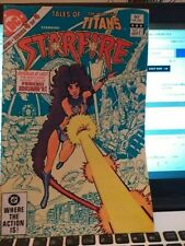 TALES OF THE TEEN TITANS #4. FT. STARFIRE. SEPT/1982. V/GOOD CONDITION