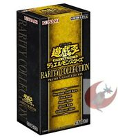 Yu-Gi-Oh card RARITY COLLECTION -PREMIUM GOLD EDITION- booster 1 Box Japanese