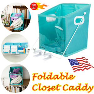 Easy Lift  Closet Caddy Box Easy Living More Storage More Closet Space Organizer