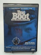 Das Boot The Director's Cut Dvd Verygood Region1
