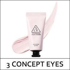 [3 CONCEPT EYES] 3CE Back To Baby Pore Velvet Primer 15g / Korea Cosmetic /(2L1)