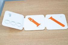 Hermès Hermes Orange 38mm 40mm Sport Band S/M Apple Watch 1 2 3 4 5 6