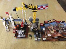 LEGO Super Heroes Rhino and Sandman Super Villain Team-up 76037 Iron Spider