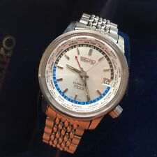 Vintage Seiko 6217-7000 World Time Watch
