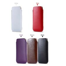 Leather Pull Tab Pouch Pocket Case Cover Wallet Bag for iphone 6 6s Plus
