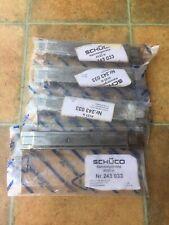 4 X Schuko Camber Gear 243 033 23mm LS