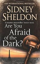 SIDNEY SHELDON ____ ARE YOU AFRAID OF THE DARK ? ____ BRAND NEW ___ FREEPOST UK