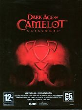 Dark Age of Camelot CATACOMBS - Brand New in Big Box - PC-MMORPG
