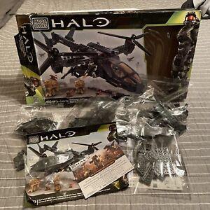 Halo Mega Bloks UNSC Falcon (See Details)