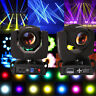 2pcs 230W DMX 16CH Osram 7R Beam Moving Head Spot Light Stage Disco luci DJ
