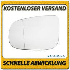 Spiegelglas für VOLVO C30 C70 II S40 II V50 08/2009-2012 links asphärisch