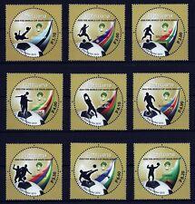 Botswana 2010 SAPOA / Fifa World Cup, set MNH