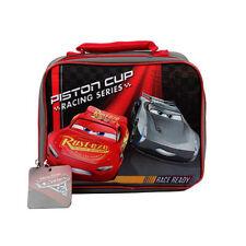 04a4f58793f Disney Cars 3 Lightning McQueen Kids School Soft Insulated Rectangular Lunch  Bag