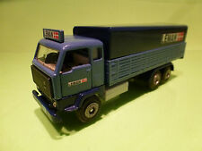 TEKNO HOLLAND VOLVO F89 TRUCK LEMAN - BLUE 1:50 - VERY GOOD CONDITION - CODE 3