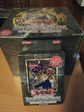 Yugioh Invasion of Chaos Special Edition Box New GEM MINT Cond.  Extremely Rare!