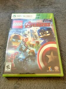 LEGO Marvel's Avengers (Microsoft Xbox 360, 2016) Play as Black Widow and More!