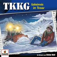 TKKG - 208/GEHEIMNIS IM TRESOR   CD NEW