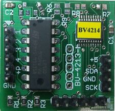 I2C Twin DC Motor control with servo or end stop inputs