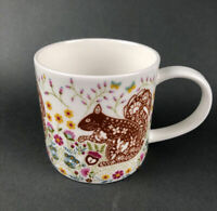 Ulster Weavers Woodland Red Squirrel Fine China Mug Coffee Cup
