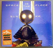 SUN RA - Space Is The Place - IMPULSE IMP 12492, Digi-pack