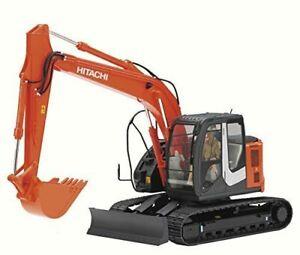 Hasegawa 1/35 Hitachi Excavator Zaxis 135US Model Kit NEW from Japan