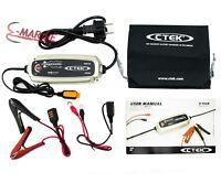 CTEK Caricabatteria Mantenitore MXS 5.0T 12V 5A Compensazione Temperatura