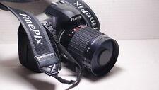 500 mm = 750 mm lente de vida silvestre en Fuji S5 s2 s1 Pro Nikon D5200 D5300 D5100 D5000