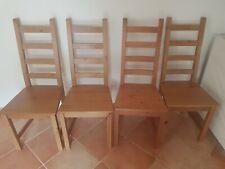 effet vieilli IKEA NEUF Jokkmokk chaise