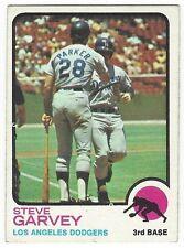 1973 TOPPS BASEBALL #213 STEVE GARVEY - VG+/EX-