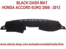 DASH MAT, DASHMAT, DASHBOARD COVER FIT HONDA ACCORD EURO  2008-2013 BLACK