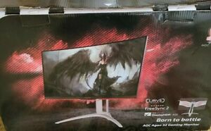 "AOC Ag322QC4 32"" Gaming Monitor QHD 144 hz"