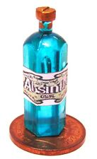 1:12 Scale Absinthe Label On A Bottle Tumdee Dolls House Miniature Accessory