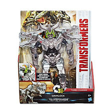 Transformers Movie 5 The Last Knight Turbo Changer Grimlock Action Figure Gift