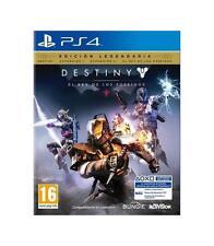 Juego PS4 Destiny el rey de los Poseidos Activision