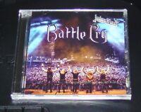 JUDAS PRIEST BATTLE CRY  LIVE FROM WACKEN CD SCHNELLER VERSAND NEU & OVP