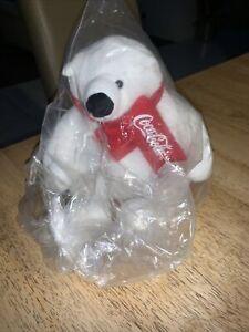 Coca-Cola Coke Bear Plush 2014