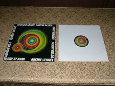 DAEVID ALLEN-BANANA MOON RECORD(MADE IN ITALY, GET 557)