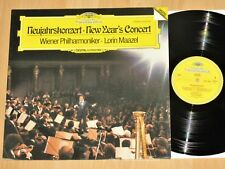 LP Neujahrskonzert 1980 - Lorin Maazel - Wiener Philharmoniker - NM