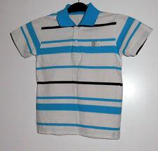 Boys Striped Short Sleeves T-Shirt Age 6-7