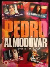 Pedro Almodovar Collection (DVD, 2009, 4-Disc Set)