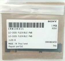 SONY ALPHA A9 ILCE9 LCD SCREEN FLEXIBLE HINGE CABLE LC-1035 GENUINE PART
